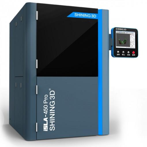 iSLA-450 Pro Shining 3D - Imprimantes 3D