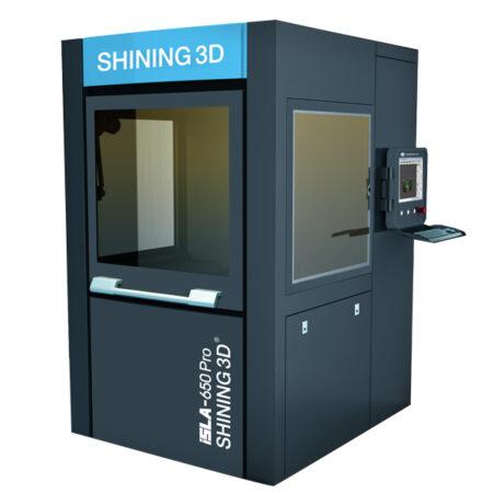 iSLA-650 Pro Shining 3D - Grand format, Résine