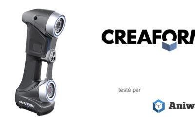 [Essai] Test du Creaform HandySCAN 700, un scanner 3D portable haut de gamme