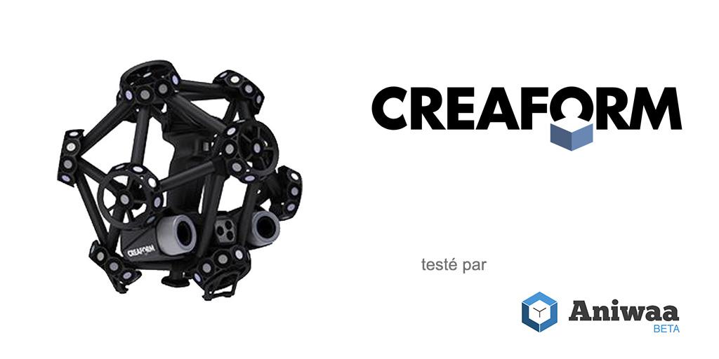 [Essai] Test du Creaform MetraSCAN 750, un scanner 3D industriel haute-performance
