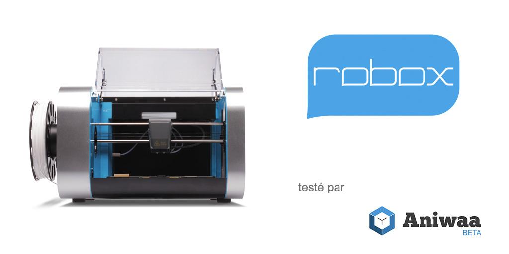 [Test] La CEL Robox Dual, une imprimante 3D compacte et intuitive