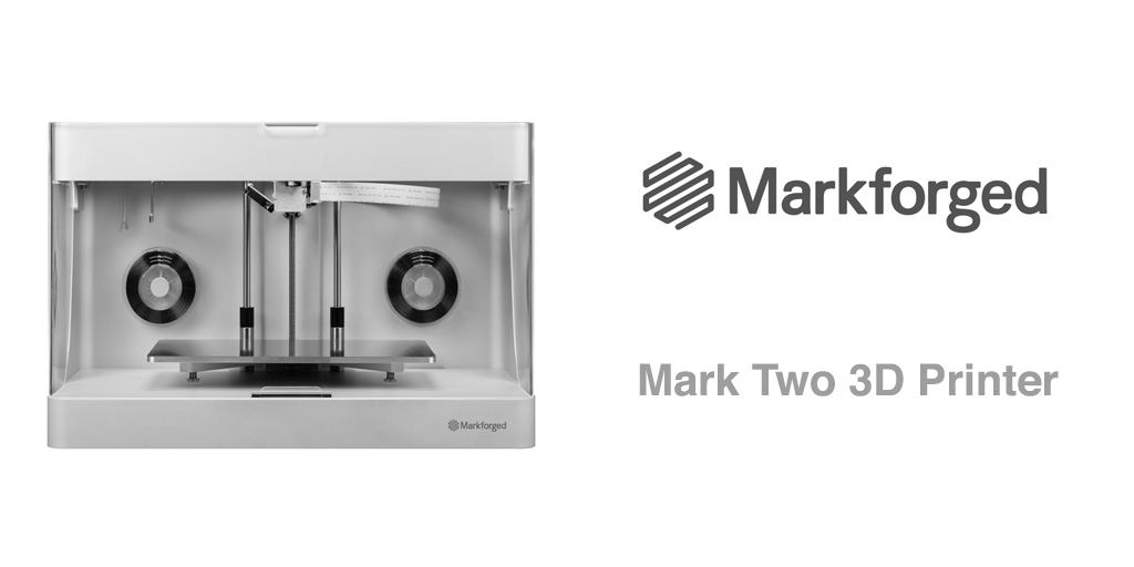 MarkForged Mark Two : un nouveau standard d'imprimantes 3D professionnelles