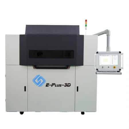 EP-C5050 Shining 3D - Fabrication hybride, Grand format, SLS - FR