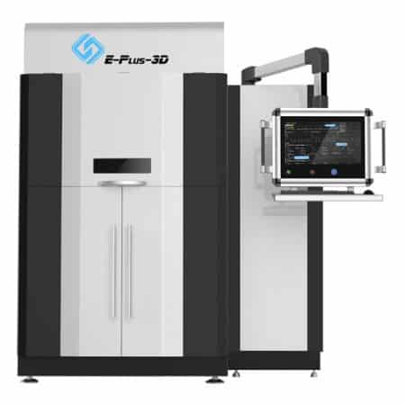 EP-P380 Shining 3D - Fabrication hybride, Grand format, SLS - FR