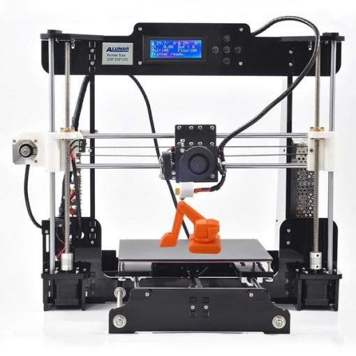 Prusa i3 DIY (Kit) Alunar - Imprimantes 3D