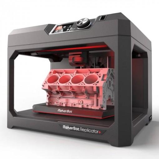 Replicator+ MakerBot - Imprimantes 3D
