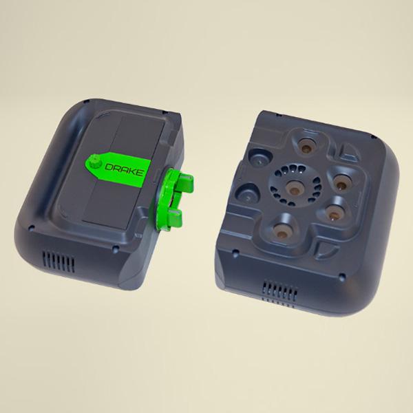 scanner 3D Thor3D Drake optics