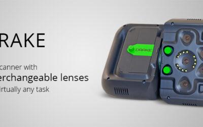 Thor3D présente Drake, un nouveau scanner 3D portable et modulaire