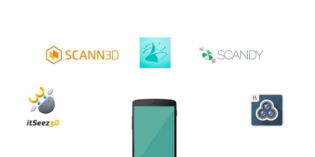 Les cinq meilleures applications mobiles de scan 3D gratuites