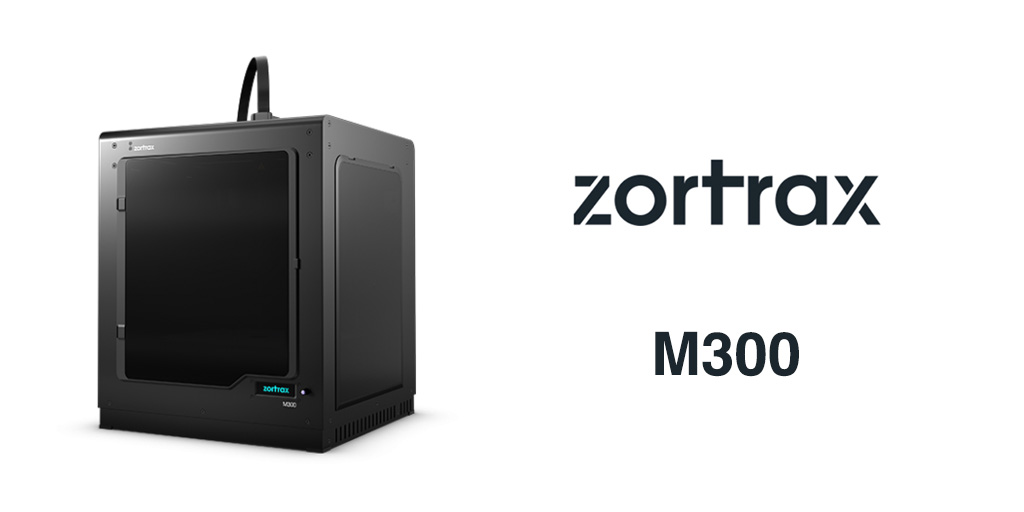 La Zortrax M300, une imprimante 3D à grand volume d'impression