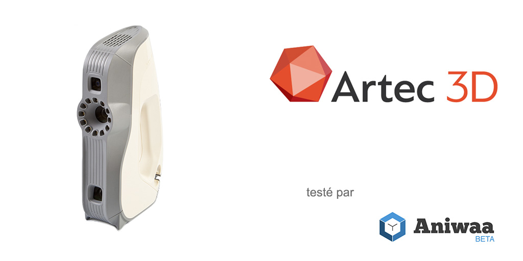 [Test] Le Artec Eva, un scanner 3D portable performant pour professionnels
