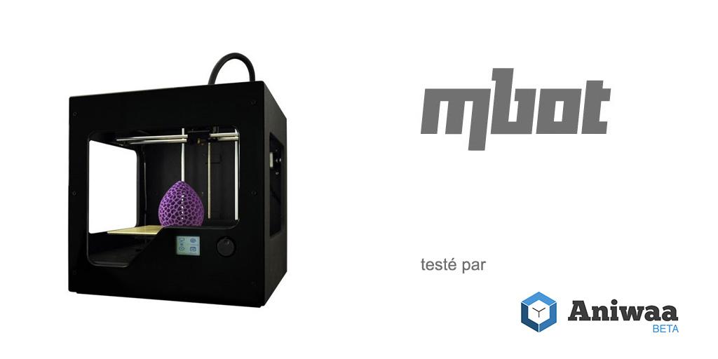 [Test] La Magicfirm MBot Grid II+, une imprimante 3D de bureau très moyenne