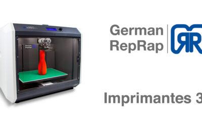 German RepRap : la qualité Allemande appliquée à l'impression 3D