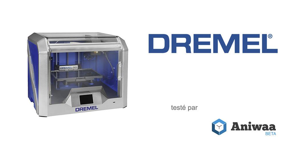 Test la dremel idea builder 3d40 imprimante 3d pour l - Imprimante 3d dremel ...