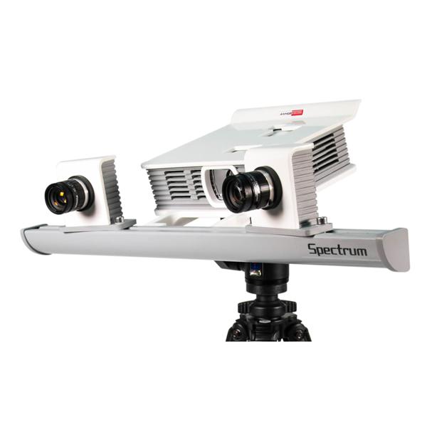 RangeVision Spectrum : un scanner 3D, de multiples possibilités