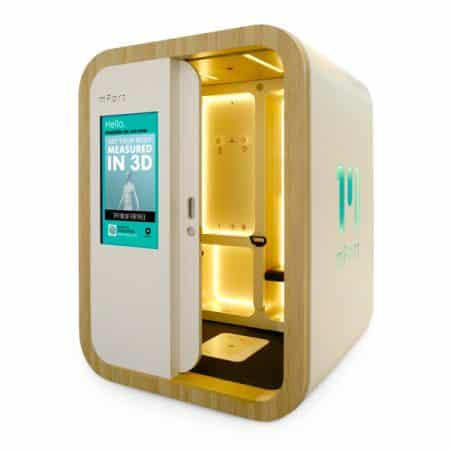 mPod mPort - Scanners 3D