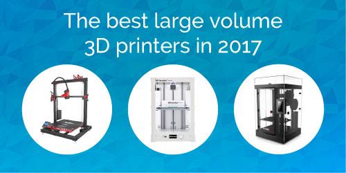 les 20 meilleures imprimantes 3d grand format en 2017. Black Bedroom Furniture Sets. Home Design Ideas