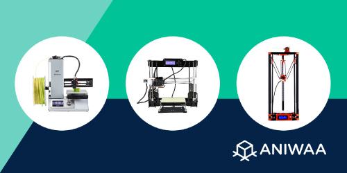 Les 10 meilleures imprimantes 3D à moins de 300 € en 2017