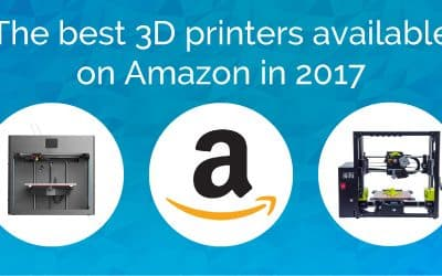 Les 15 meilleures imprimantes 3D disponibles sur Amazon 📦