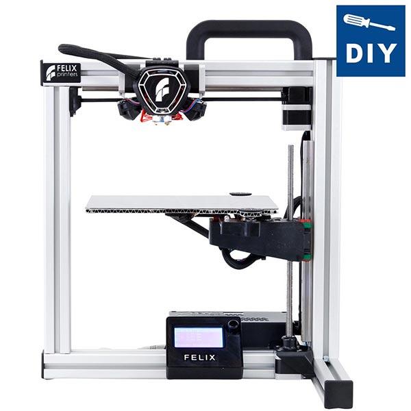 FELIX Tec 4 (Kit) FELIXprinters - Imprimantes 3D