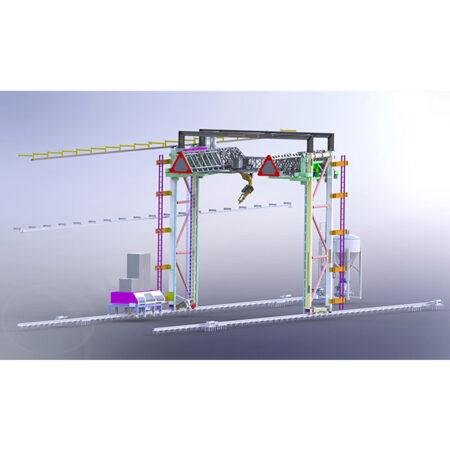 BIG 3D-Printer 2156 Imprimere AG - Construction
