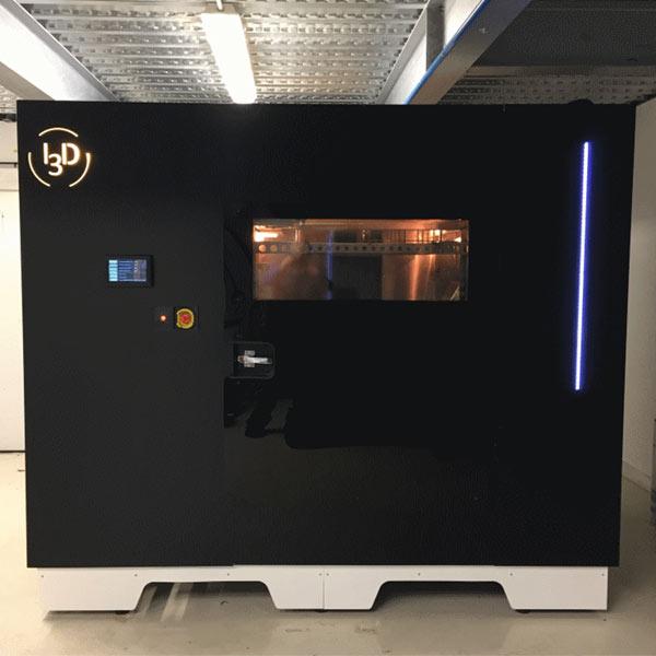 Multi1000H I3D innovation - Imprimantes 3D