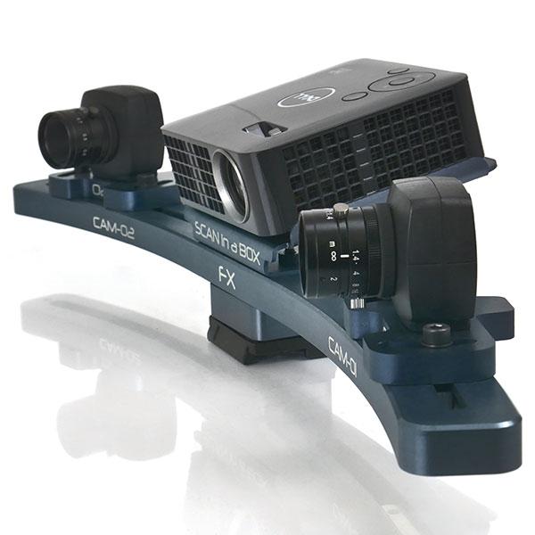 Scan In a Box FX Open Technologies - Scanners 3D