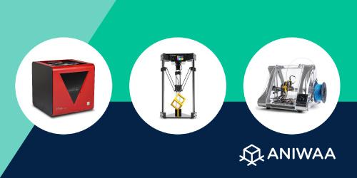 Les meilleures imprimantes 3D multifonctions (tout-en-un) en 2017