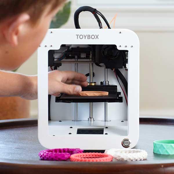 Toybox Toybox Labs - Imprimantes 3D