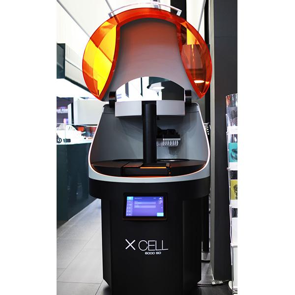 XCELL DWS - Imprimantes 3D