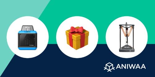 Idées de cadeaux de Noël sur l'impression 3D