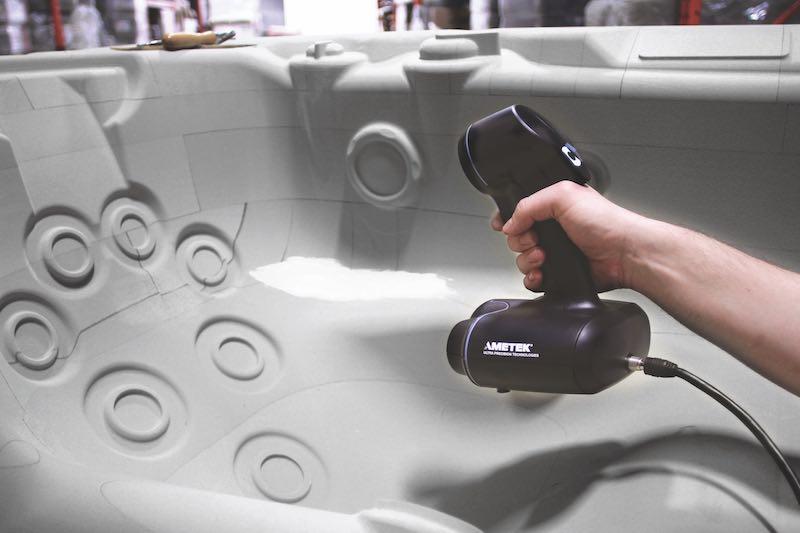 La numérisation 3D: la meilleure solution innovante pour le développement de produits et la rétro-ingénierie