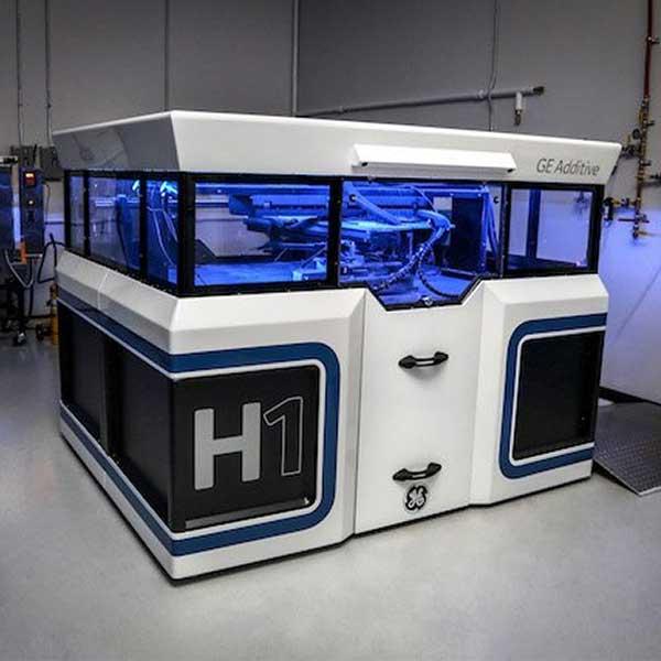 H1 GE Additive - Imprimantes 3D