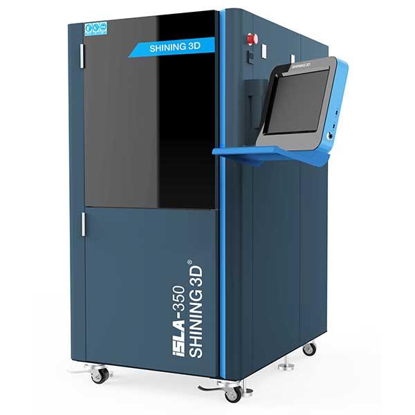 iSLA-350 Shining 3D - Imprimantes 3D
