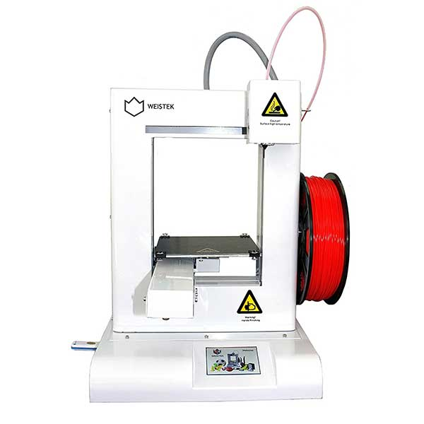 IdeaWerk Speed 3D Printer (WT280X) Weistek - Imprimantes 3D