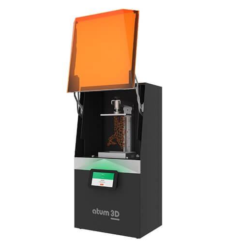 DLP Station 5 Atum3D - Imprimantes 3D