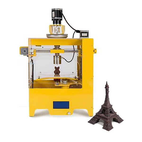 Chocolate printer AIBOULLY - Imprimantes 3D