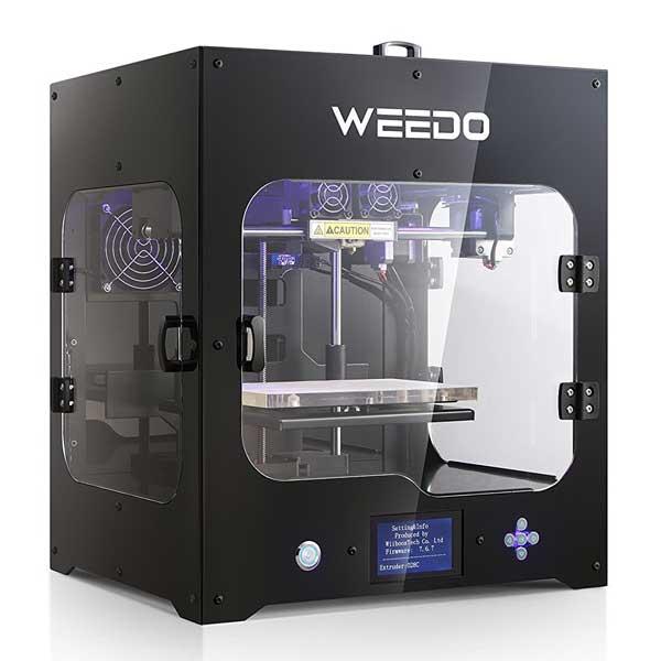 M2 WEEDO - Imprimantes 3D