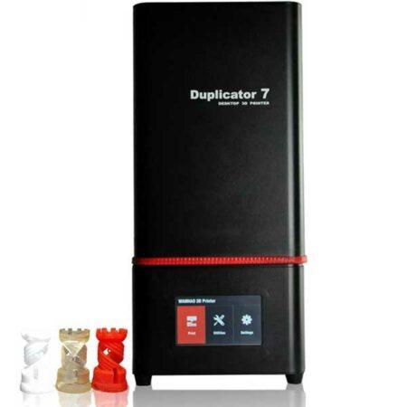 Duplicator 7 Plus Wanhao - Résine