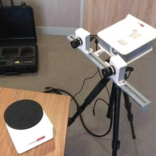 [Essai] Le RangeVision Spectrum, un scanner 3D de bureau