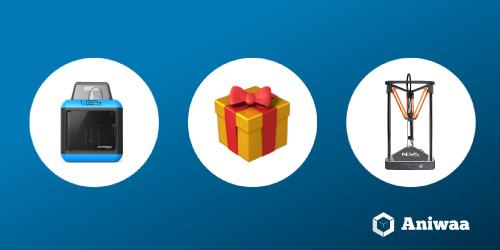 Guide d'achat de Noël : notre sélection d'imprimantes 3D