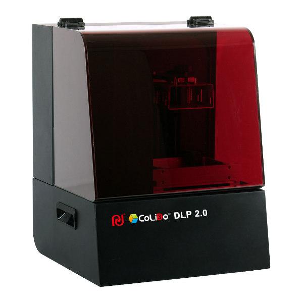 DLP 2.0 CoLiDo - Imprimantes 3D