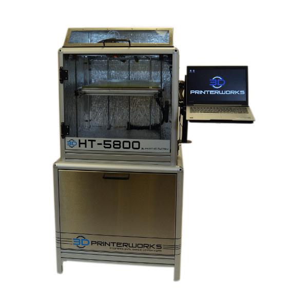 HT-5800 3DPrinterWorks - Imprimantes 3D