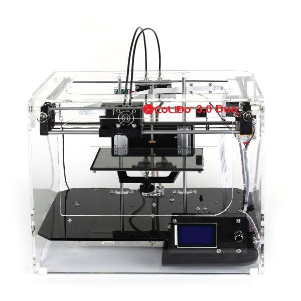 3.0 Duo CoLiDo - Imprimantes 3D