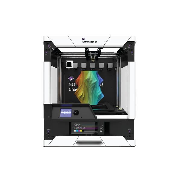 Chameleon SOMETHING 3D - Imprimantes 3D