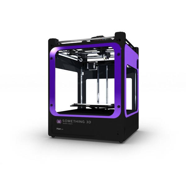Han SOMETHING 3D - Imprimantes 3D