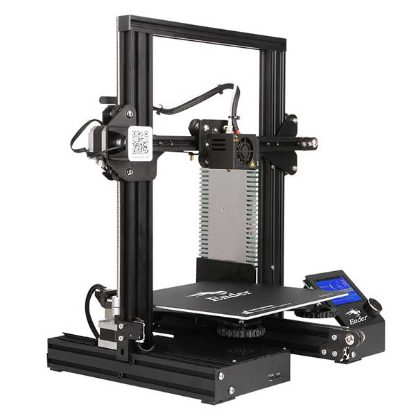 Ender 3 V2 Creality - Imprimantes 3D