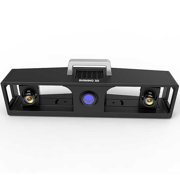 EaScan II Shining 3D - Scanners 3D