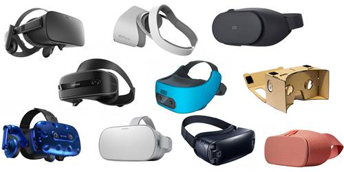Types de casques VR – VR pour PC, VR autonome et VR pour smartphones