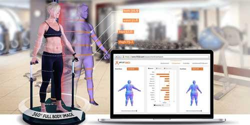 Le scan corporel 3D et les body scanners 3D